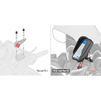 Givi 01vkit For Smart Mount Rc