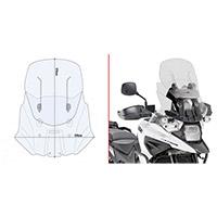 Cupolino Givi Af3117 Trasparente Airflow