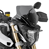 Givi Cupolino Specifico Fumé Bmw F800r(15)