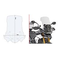 Givi D6418st Windscreen Clear
