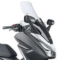 Givi Df1166 Wind Deflectors Transparent
