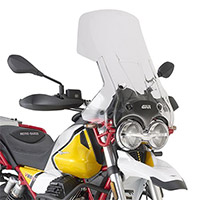 Givi D8203st Wind-screen Moto Guzzi V85tt