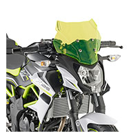 Kappa 4125grk Lime Screen Kawasaki Z125