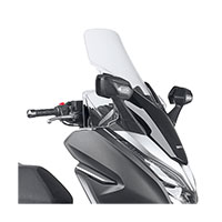 Kappa Wind Deflectors Transparent Df1166k