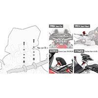 Givi Kit Viteria Specifico 05skit Ducati Monster 1200(14>15)