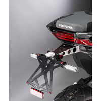 Light Porta Targa Regolabile Con Catadiottro Honda X-adv 750 (17)