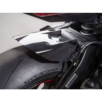 Lightech Rear Mudguard Yamaha