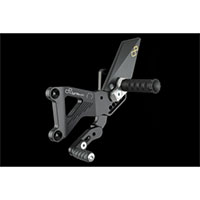 Lightech Adjust Rearsets With Fold Up Footpeg Honda Cbr1000(08-15)+abs
