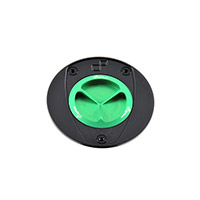 Lightech Tfn215 Tank Cap Green