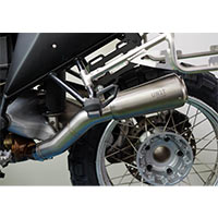 Unit Garage Muffler Gp-style Bmw R1200 Gs