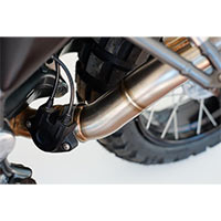 Unit Garage Muffler Gp Style Bmw R1200gs