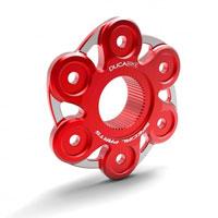 Porta Corona Ducati V4 Bicolore Ducabike Rosso