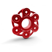 Sprocket Carrier Ducati V4 Ducabike Red