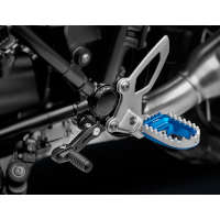 Rizoma Rider Pegs Rally Blue