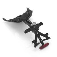 Rizoma Fox License Plate Support Kit Pt718b Bmw