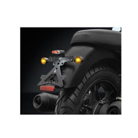 Porta Targa Rizoma Pt820b Moto Guzzi V7 Iii Stone