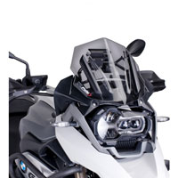 Puig Windscreen Racing Bmw R1200 Gs Adventure 2014 Light Tint
