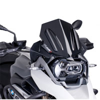 Puig Windscreen Racing Bmw R1200 Gs Adventure 2014 Black