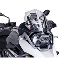Puig Windscreen Racing Bmw R1200 Gs Adventure 2014 Clear
