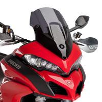 Puig Racing Windscreen Ducati Multistrada 1200/s 15'-16' Dark Tint