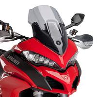 Puig Racing Windscreen Ducati Multistrada 1200/s 15'-16' Light Tint