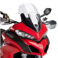Puig Cupolino Racing Per Ducati Multistrada 1200/s 15'-16' Trasparente