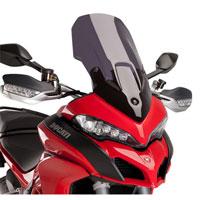 Puig Touring Windscreen Ducati Multistrada 1200/s 15' - 16' Dark Tint