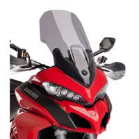Puig Cupolino Touring Ducati Multistrada 1200/s 15' - 16' Fumè Chiaro