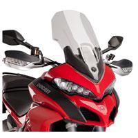 Puig Touring Windscreen Ducati Multistrada 1200/s 15' - 16' Clear