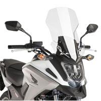 Puig Cupolino Touring Honda Nc750x 2016 Trasparente