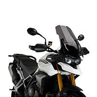 Puig Touring Windscreen Dark Smoke Tiger 900