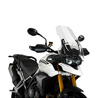 Puig Touring Windscreen Clear Tiger 900