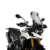 Puig 20376h Windscreen Light Smoke Tiger 900