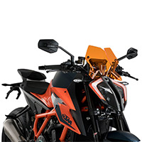 Parebrise Puig Sport 1290 Superduke R 2020 Orange