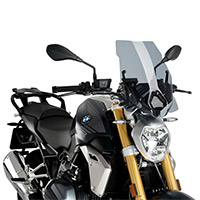 Puig 3626 Touring Windscreen Light Smoked R1250r