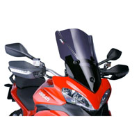 Puig Touring Wind Screen Ducati Multistrada 1200/s (10-12)