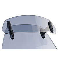 Puig 6007h Deflector Light Smoke