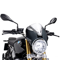 Puig Retrò Windscreen Light Smoked Bmw R Nine T