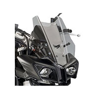 Puig Racing Screen Yamaha Mt-10 16-17 Light Smoke