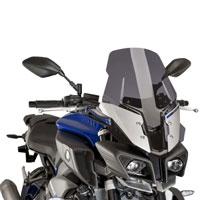 Puig Touring Plus Windscreen Dark Smoke Yamaha Mt-10