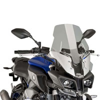 Puig Touring Plus Windscreen Smoke Yamaha Mt-10