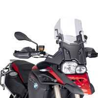 Puig Touring Screen Clear Bmw F800gs Adv