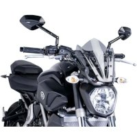 Puig Screen Yamaha Mt-07 ('14 -'15) Teinte Clair