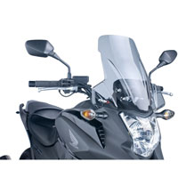 Puig Touring Screen Light Smoked Honda Nc750x