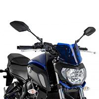 Cupolino Puig Naked Ng Sport Blu Yamaha Mt-07