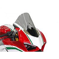 Racingbike Racing Hp Windscreen Smoke Panigale V4