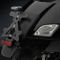 Rizoma Pt810b License Plate Support Black