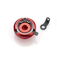 Rizoma Engine Oil Filler Cap Tp023r Red