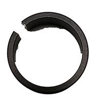 Casquillo cónico Rizoma ZBW047-3 negro