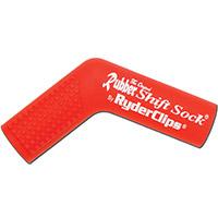 Ryder Clips Shift Sock Rosso